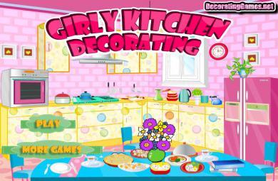 幼儿游戏公开课装修厨房FLASH课件动画