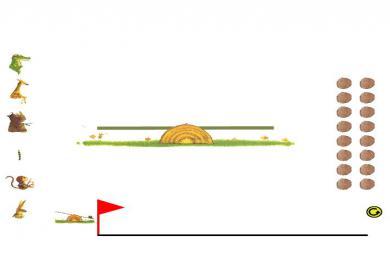 幼儿园素材称重FLASH课件动画