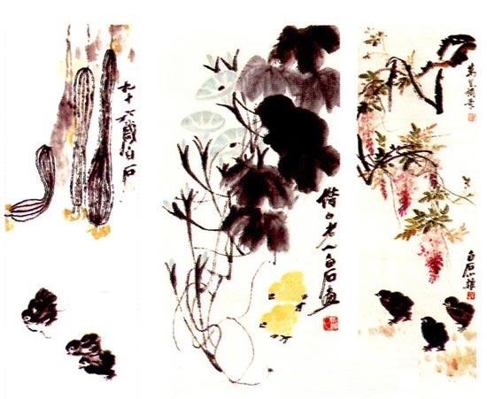 幼儿园大班画画教案设计:藤蔓植物