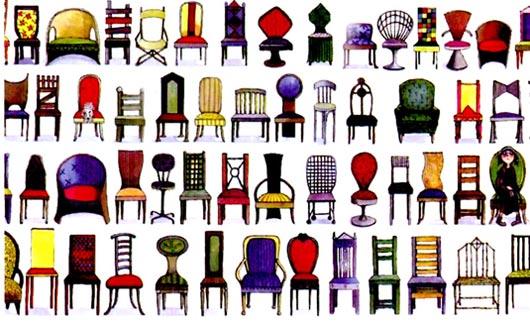 幼儿园大班美术教案设计:请你坐一坐