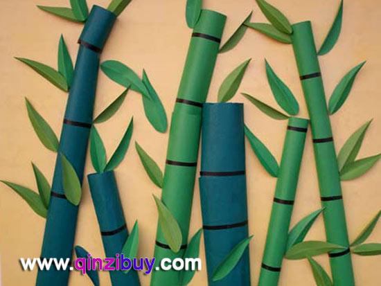 幼兒園主題墻:翠竹—幼兒園環境布置圖片