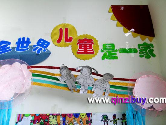幼儿园托班夏天主题墙内容幼儿园托班夏天主题墙