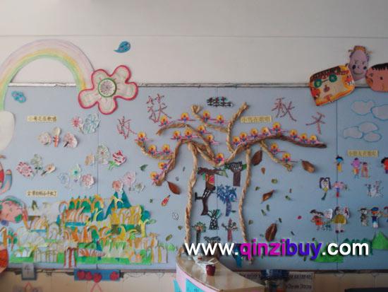 幼儿园小班可爱环境花边
