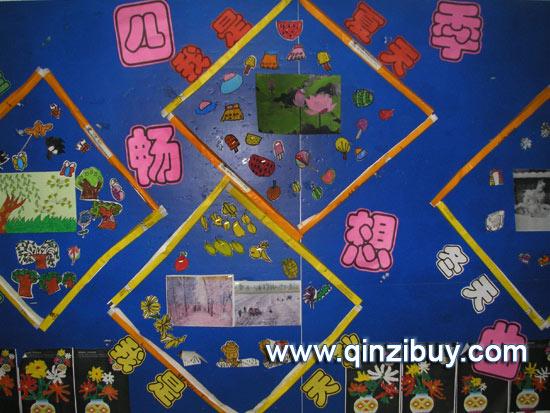 幼儿园学习网 环境布置 主题墙 >> 正文     大班 数学科学主题语言音