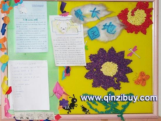 家园栏布置:家长园地—幼儿园环境布置图片