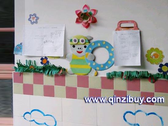 家园栏布置图片:家园栏8—幼儿园环境布置图片