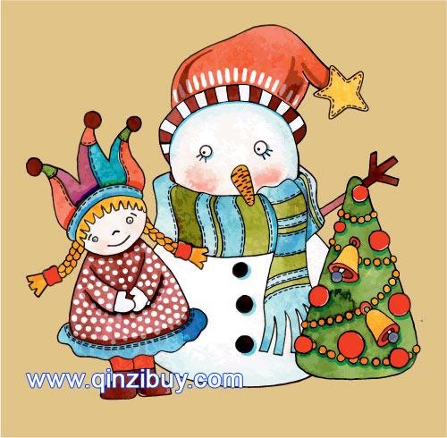 幼儿园圣诞节主题墙1—幼儿园环境布置图片