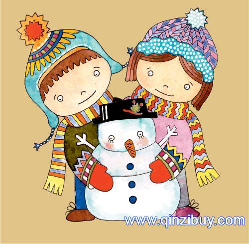 幼儿园圣诞节主题墙布置5—幼儿园环境布置图片