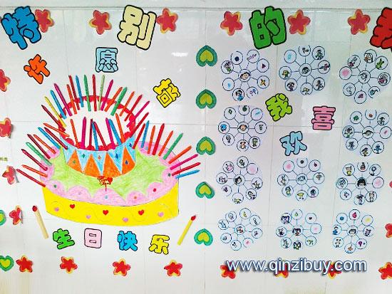 我的幼儿园主题墙> 我爱我的幼儿园主题墙