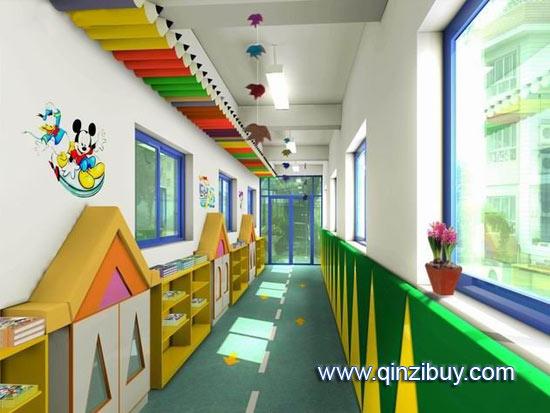 幼儿园走廊布置图片21—幼儿园环境布置图片