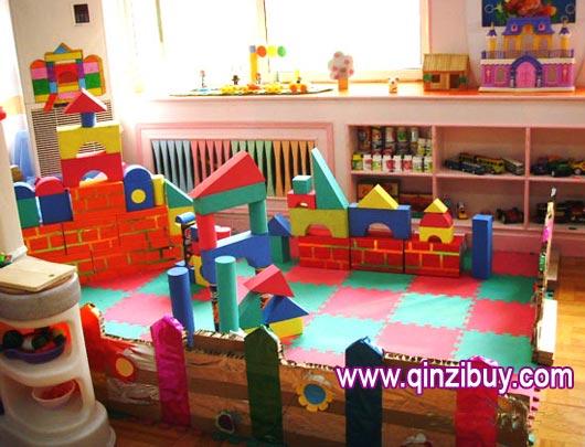 design 幼儿园托班建构区布置_幼儿园布置网  幼儿园大班建构区角设计图片