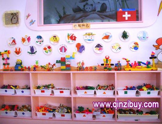 幼儿园小班夏天主题墙设计_幼儿园布置网