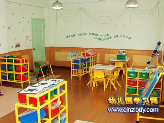 幼儿园科学区环境创设