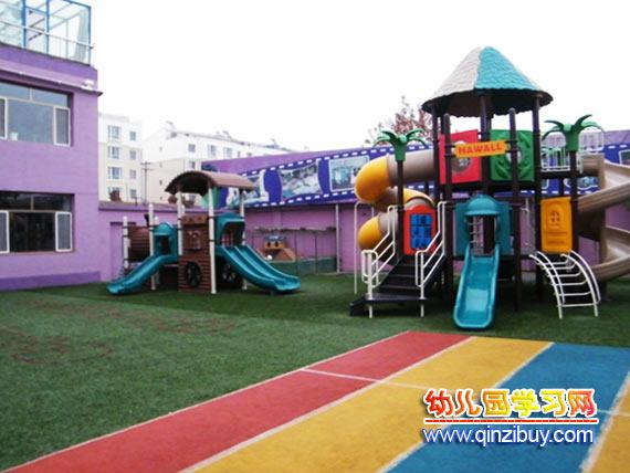 幼儿园户外大型玩具设计—幼儿园环境布置图片