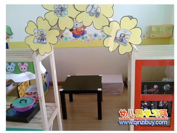 幼儿园区角环境创设2