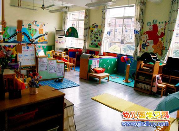 幼儿园教室环境布置:小班2—幼儿园环境布置图片