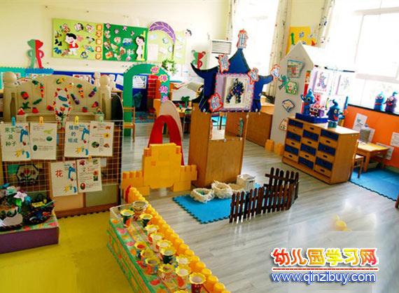 幼儿园美工区环境布置内容幼儿园美工区环境布置图片