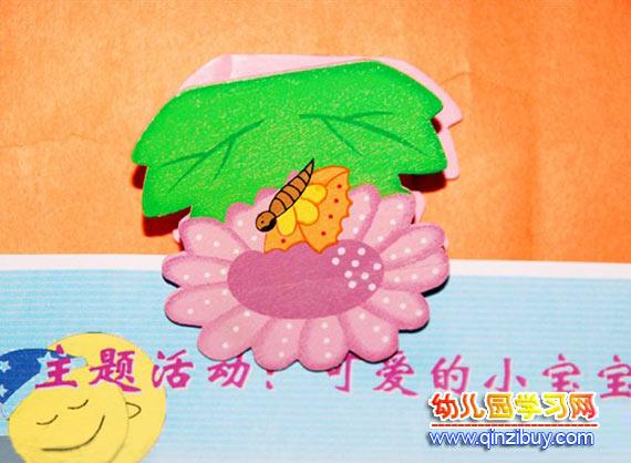幼儿园主题墙布置:荷花—幼儿园环境布置图片