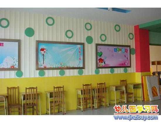 想象家园│幼儿园墙面布置图片—幼儿园环境布置图片