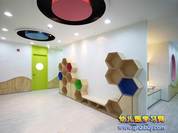 走廊设计│幼儿园环境布置图片—幼儿园环境布置图片