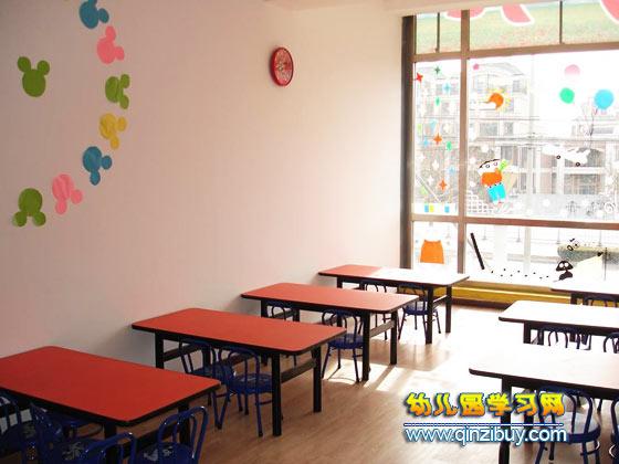 幼儿园教室环境布置 漂亮的教室