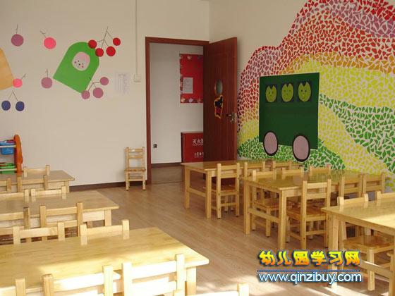 幼儿园区角环境布置图片:中班教室—幼儿园环境布置