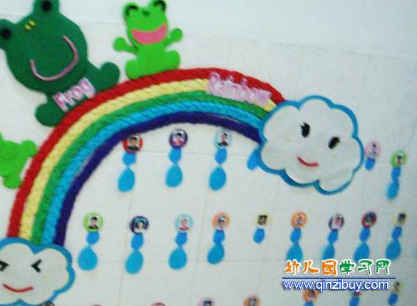 生活中的时间_幼儿园墙面布置设计 下一个图片: 多喝水不生病_幼儿园