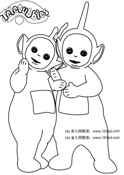 天线宝宝简笔画2—幼儿园教案网