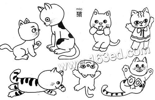 幼儿画简笔画动物_第7页_图片素材