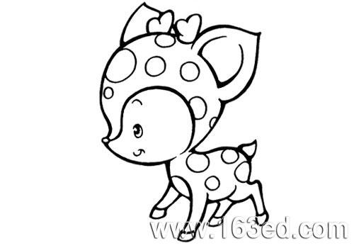 动物简笔画大全   可爱   的小狗   动物简笔画   图片   高清图片