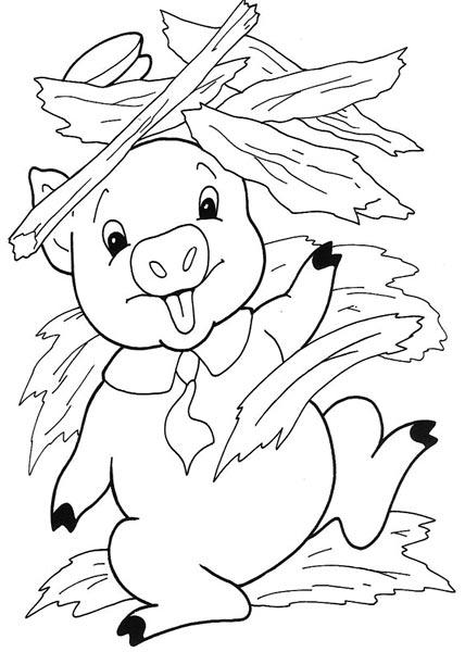 简笔画:小熊维尼 —幼儿园学习网