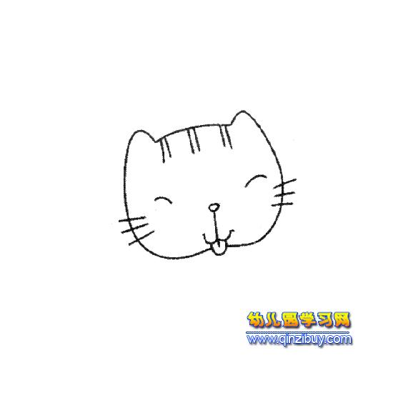 小猫脚印_小猫脚印简笔画_小猫的脚印图片_小脚印