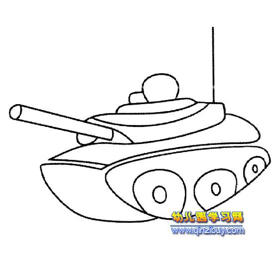 幼儿园交通安全简笔画内容幼儿园交通安全简笔画  简笔画:带探灯