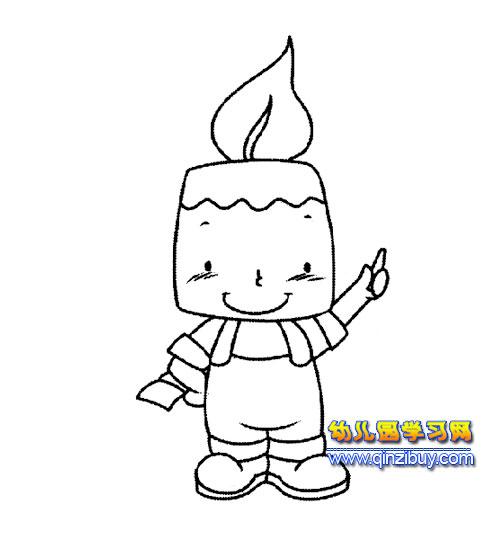 小小老师简笔画—幼儿园教案网