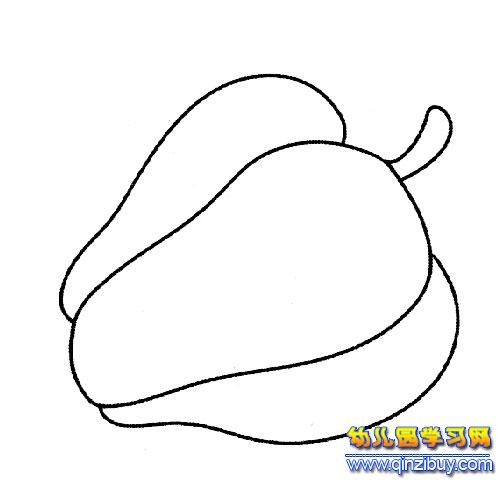 动物图  兔子的简笔画 3张_幼儿简笔画动物_61幼儿网