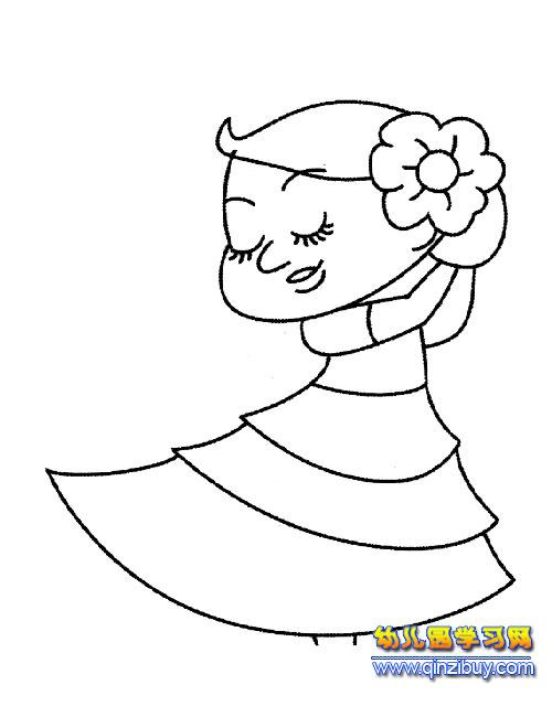 人物表情简笔画图片脸部表情简笔画大全幼儿各种