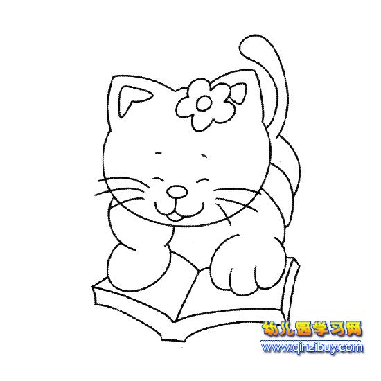 幼儿简笔画小动物2_动物简笔画_奔跑网