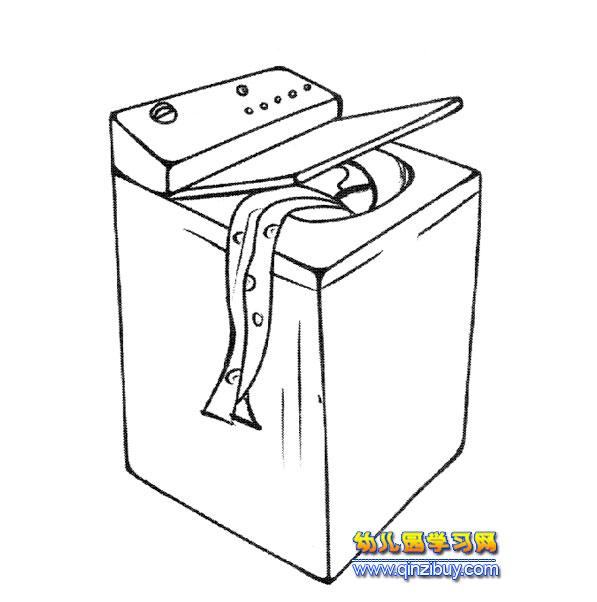 洗衣服教案