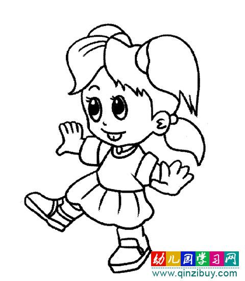 大班幼儿风景画图片 幼儿园涂色风景画 幼儿风景画