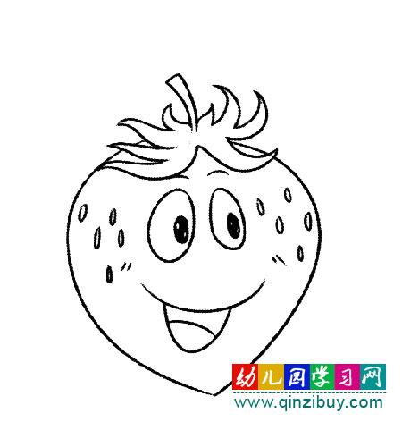 草莓蛋糕简笔画图片内容图片展示_草莓蛋糕简笔画图片图片下载