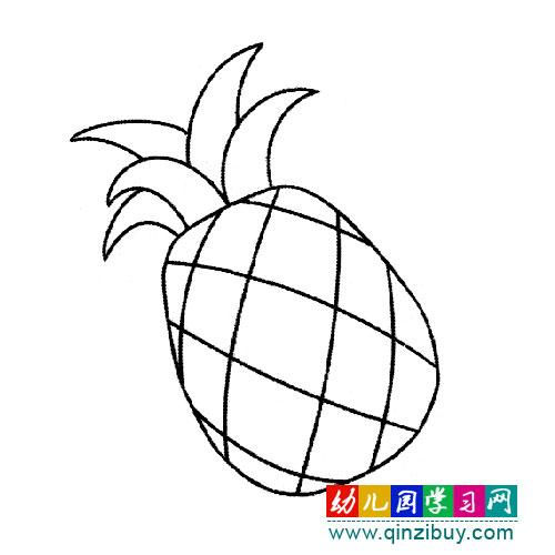 可爱水果简笔画大图大全