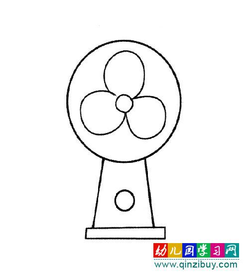幼儿园电风扇_幼儿园电风扇教案图片