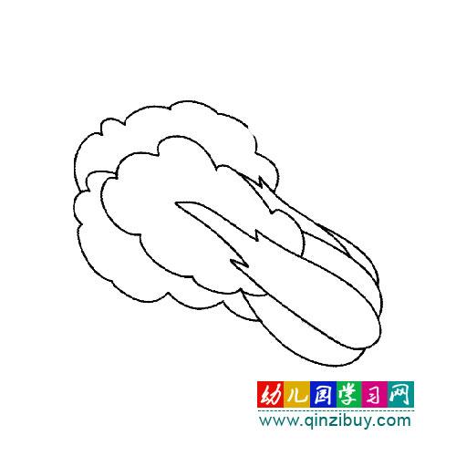 动物简笔画:老虎 幼儿园学习网
