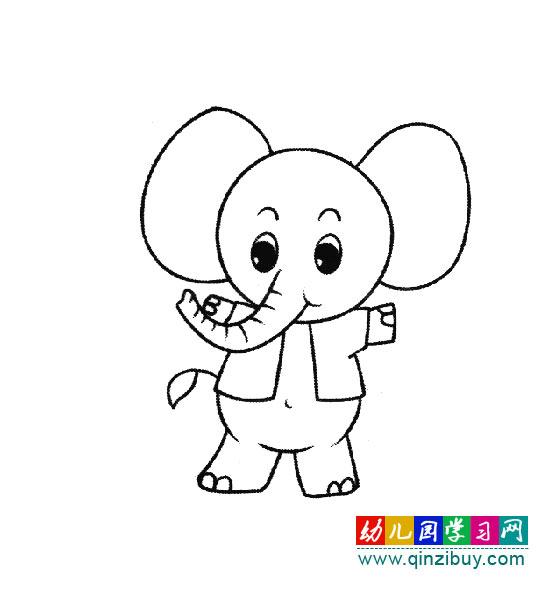 动漫 简笔画 卡通 漫画 手绘 头像 线稿 559_592
