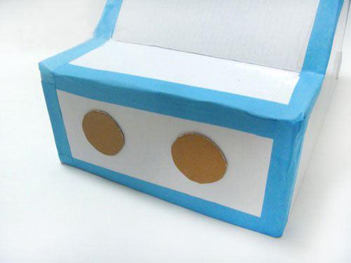 兒童手工制作家具