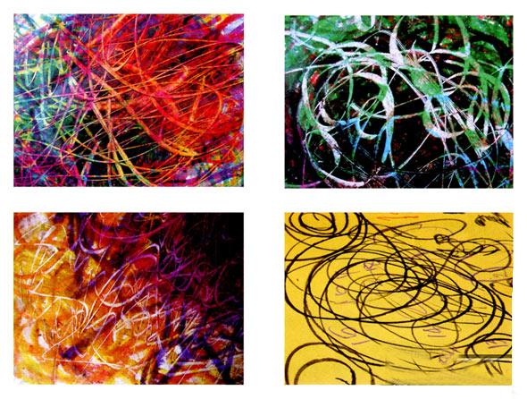 小班美术《干净的小手》绘画教案答:活动设计背景印画是美术活动的另